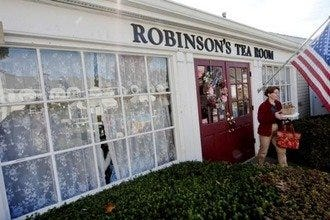 Robinson's Tea Room