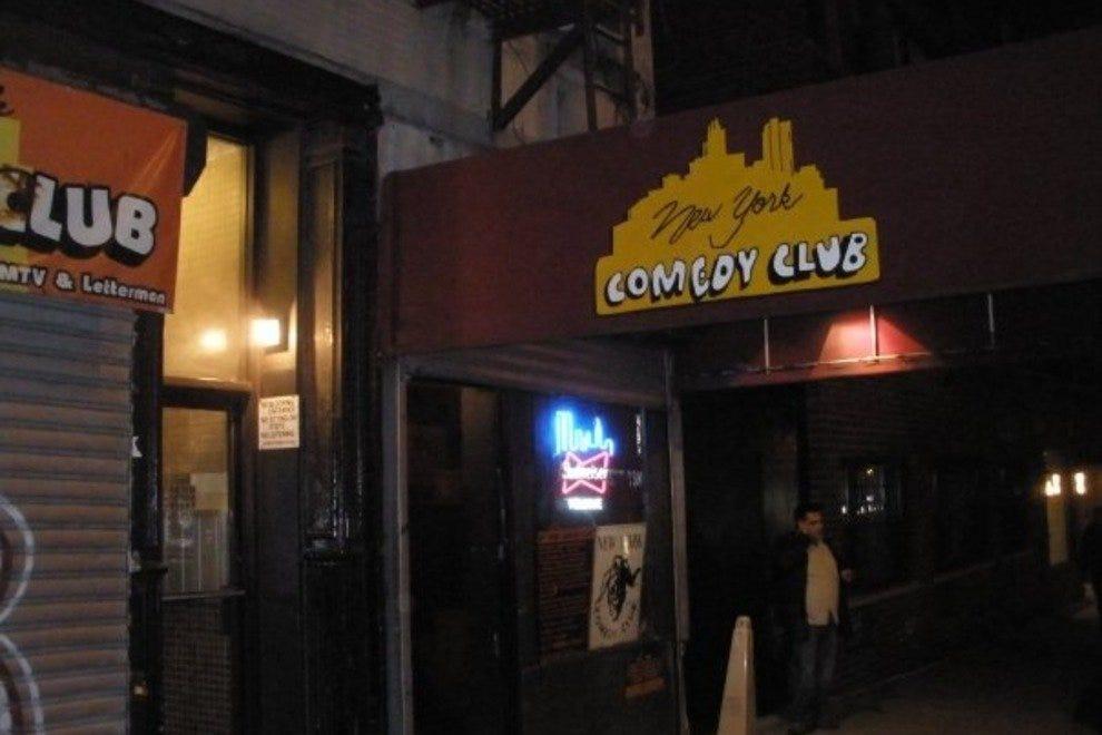 纽约喜剧俱乐部