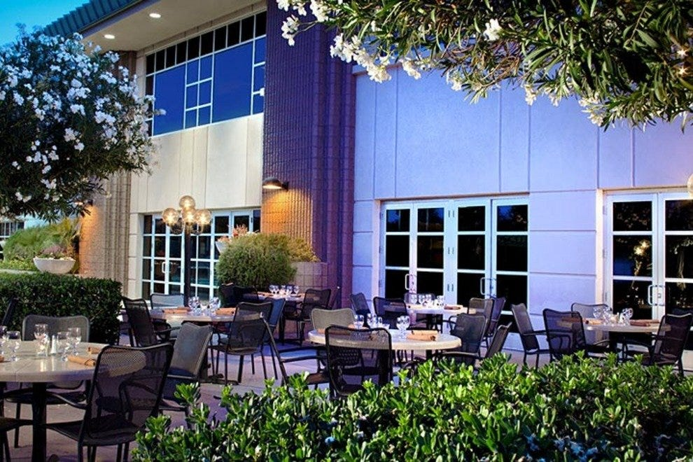 OC SEVEN Restaurant At The Scottsdale Resort & Athletic Club