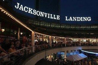 杰克逊维尔的购物中心