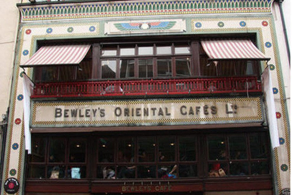 Bewley's Oriental Caf_