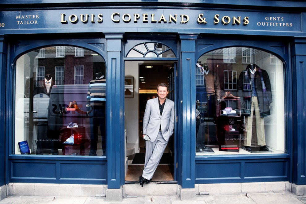 Dublin Mens Clothing Stores: 10Best Shopping Reviews
