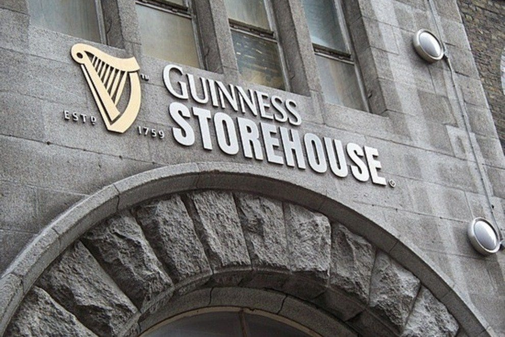 Guinness Brewery / Guinness Hop Store
