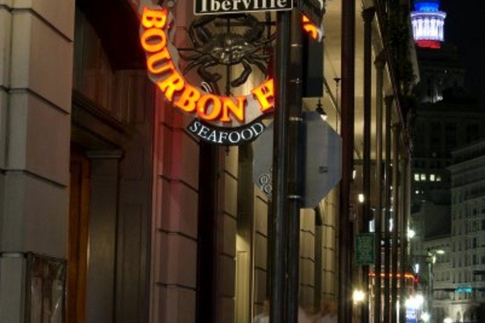 Bourbon House Seafood & Oyster Bar