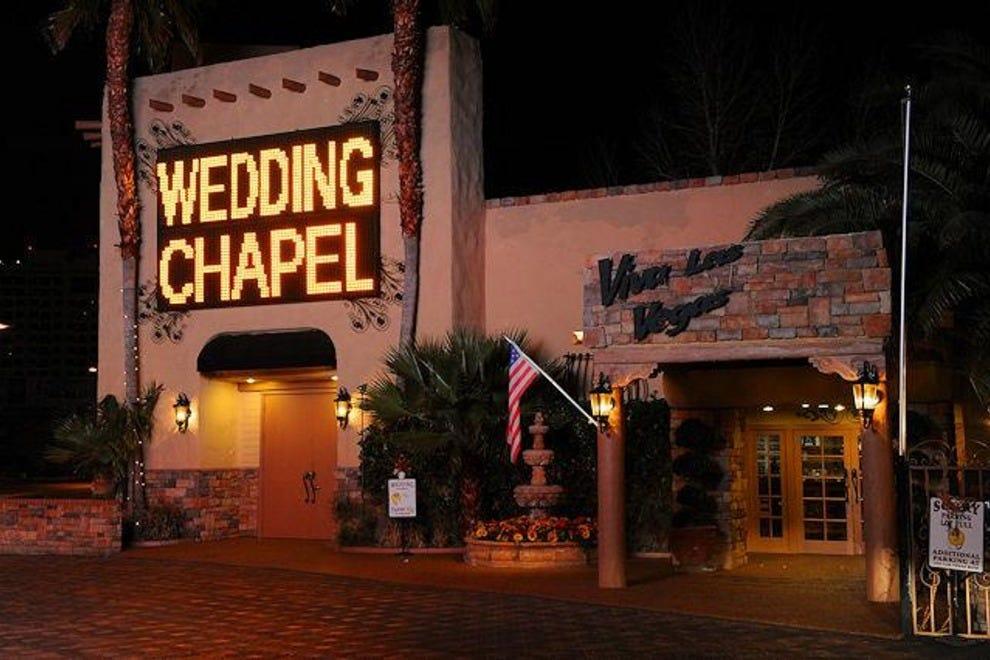 Viva Las Vegas Wedding Chapel Reviews Of Hotels Flights