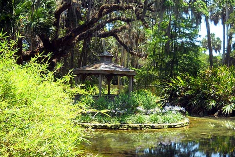Washington Oaks State Gardens Daytona Beach Attractions Review 10best Experts And Tourist Reviews