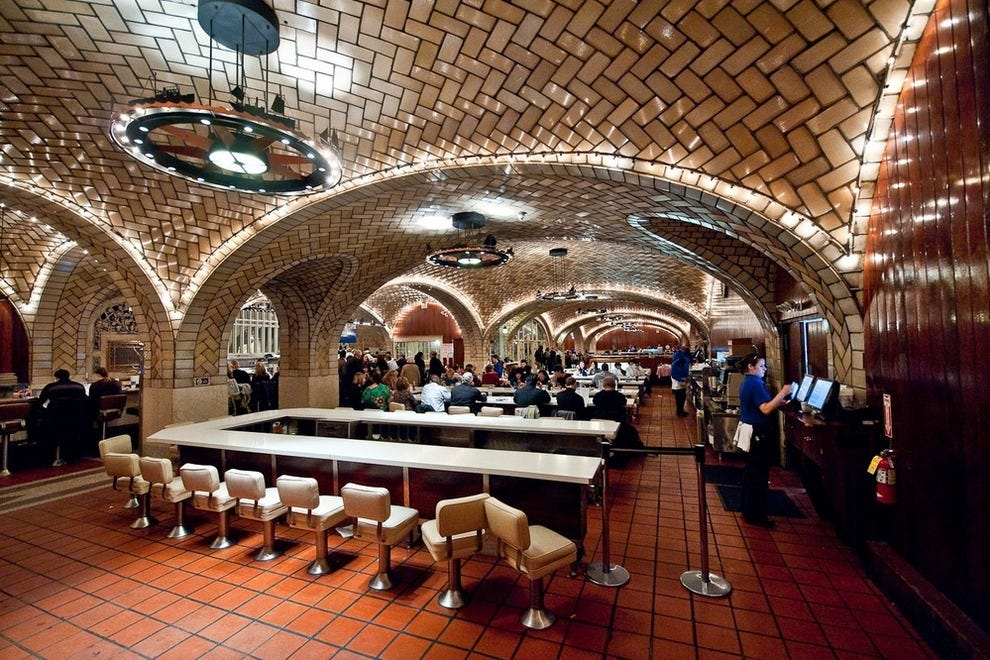 Grand central oyster bar and restaurant new york for Grand bar cuisine