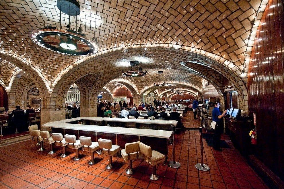 大中心牡蛎酒吧和餐厅