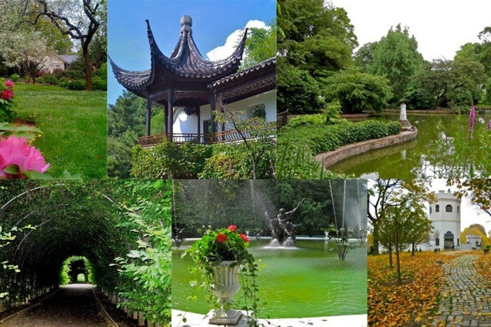 staten island botanical gardens - Staten Island Botanical Garden