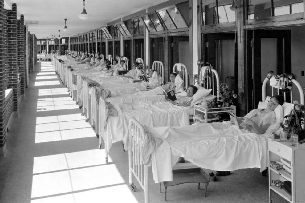 Waverly Hills Sanatorium Louisville Attractions Review