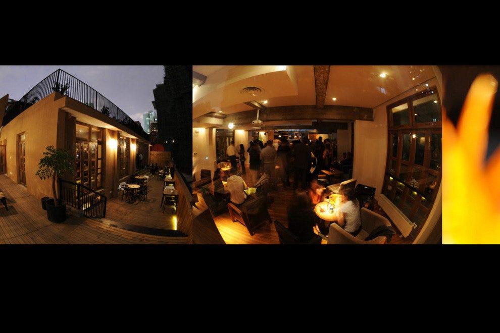 桑巴咖啡馆