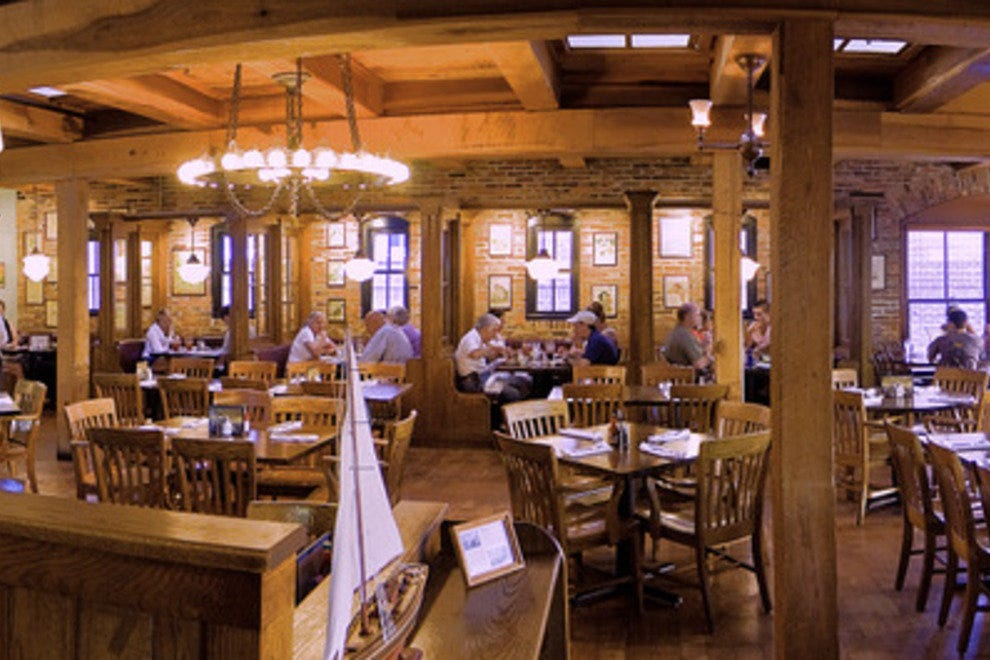 Seafood Restaurants In Arlington Va