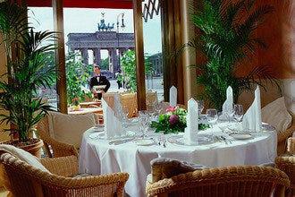 Lorenz Adlon Esszimmer Speisekarte