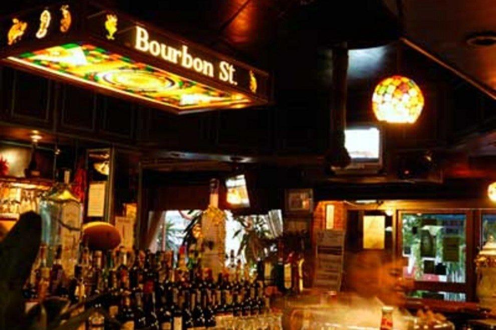 Bourbon street restaurant bangkok restaurants review for Bourbon street fish