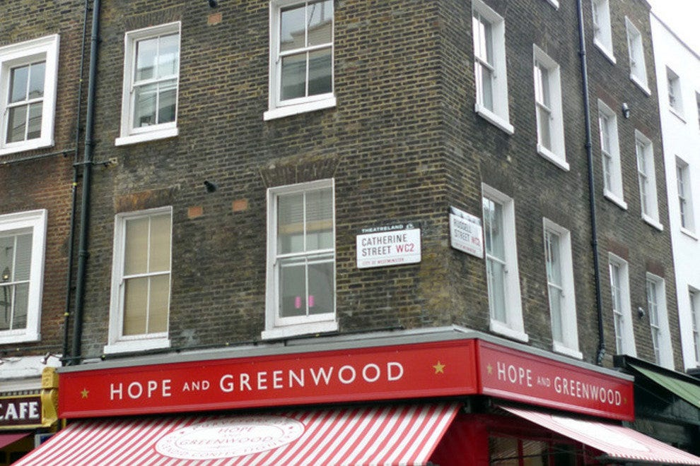 Greenwoods on Green Street