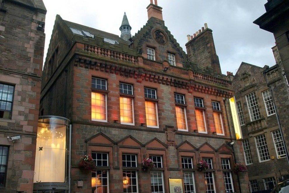 Опыт шотландского виски Достопремечательности Эдинбурга Достопремечательности Эдинбурга p scotch whiskey heritage exterior 54 990x660 201405311800