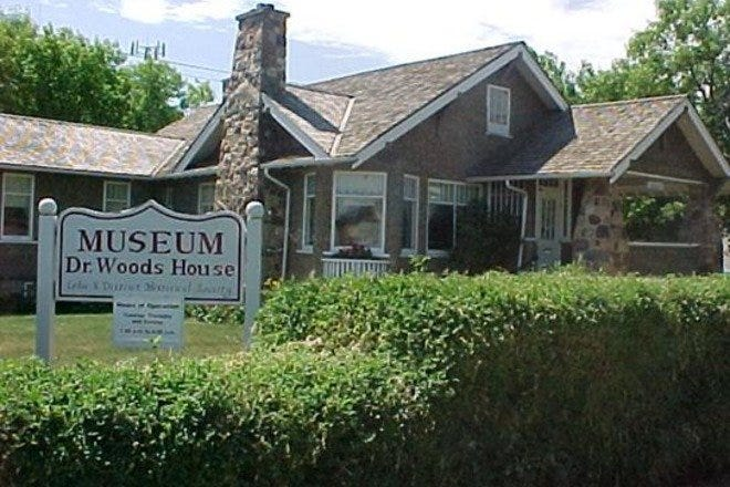 Dr. Woods House Museum