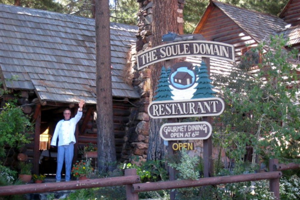 Soule Domain: Tahoe Restaurants Review - 10Best Experts and ...