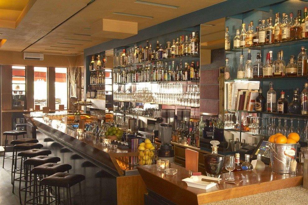 Frankfurt Cafes Bar Inside