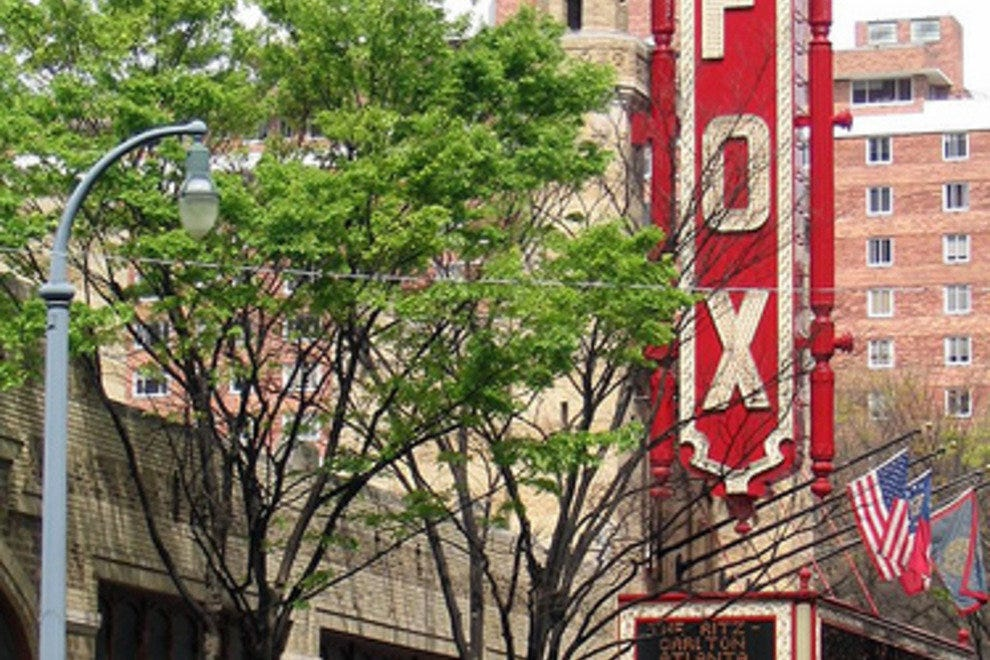 Fox Theatre Walking Tour