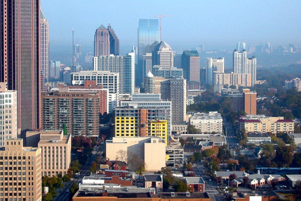 Historic Midtown Atlanta Tour