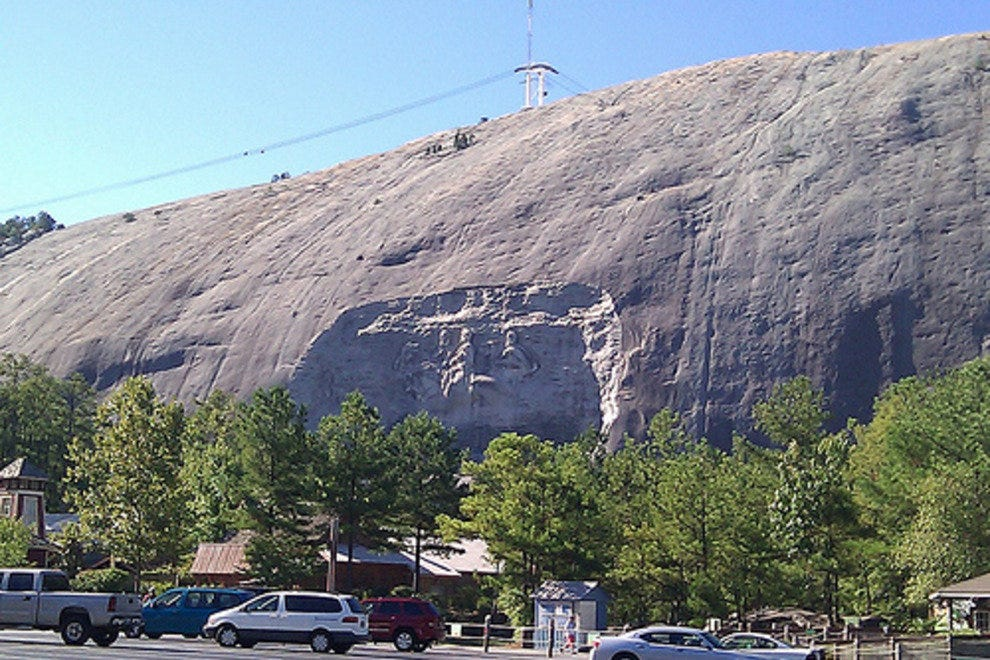Stone Mountain Tour