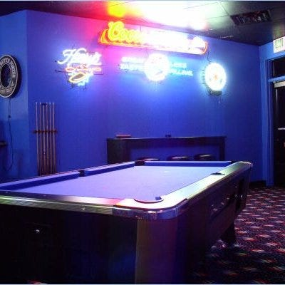 cc slaughters interior billiards 6 400x400 Even if only 1% of Michigan's 9,883,640 residents – or about 100,000 ...