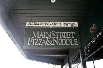Main Street Pizza and Noodle