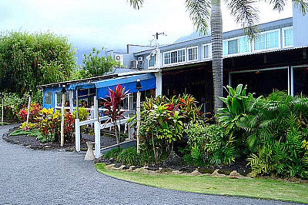 Hanalei Dolphin Restaurant And Fish Market Kauai Restaurants Review