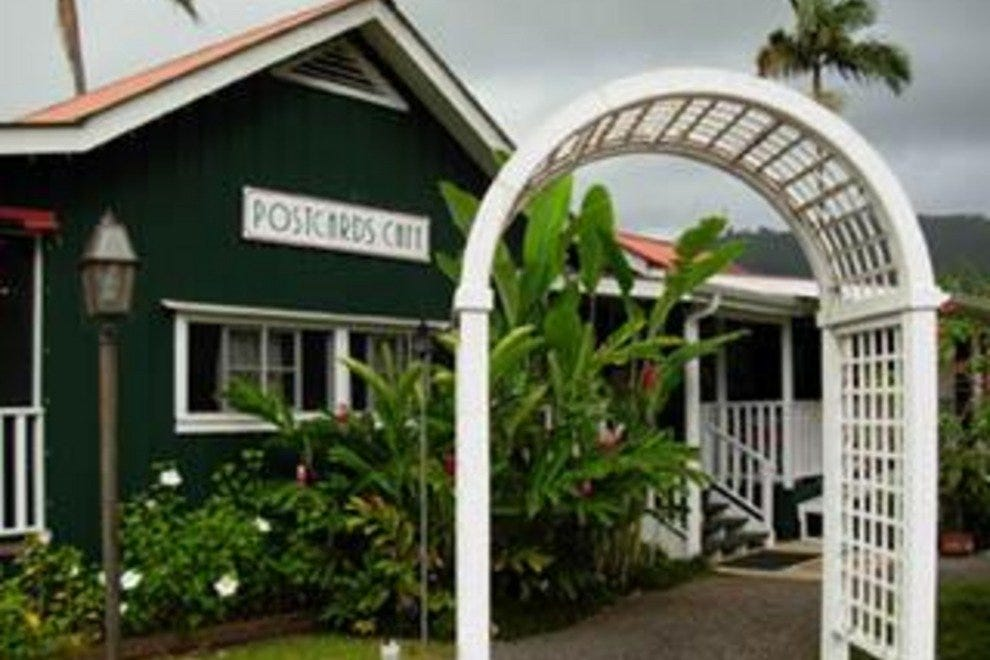 Postcards Cafe Kauai Restaurants Review 10best Experts And