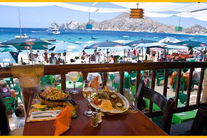 Medano Beach S Best Restaurants Restaurants In Cabo San