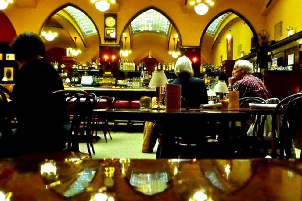 Huber's Restaurant: Portland Restaurants Review - 10Best ...