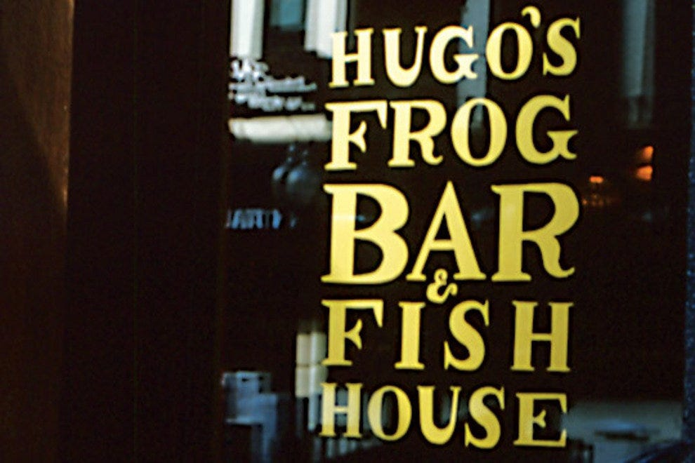 Hugo's Frog Bar & Fish House