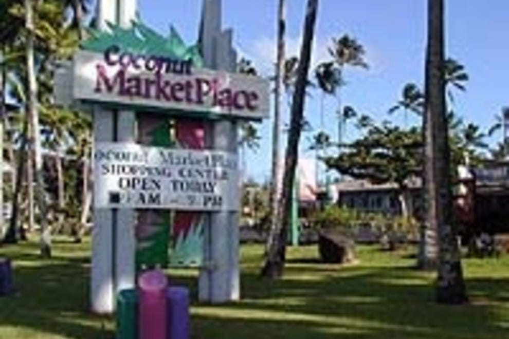 Coconut Marketplace