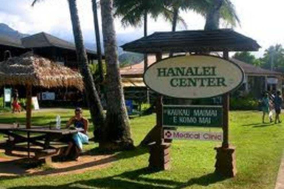 Hanalei Center