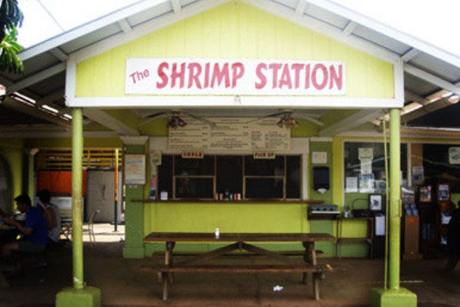 The Shrimp Station