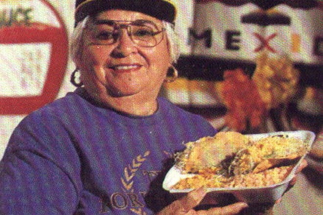 The Original Carolina's Mexican Food