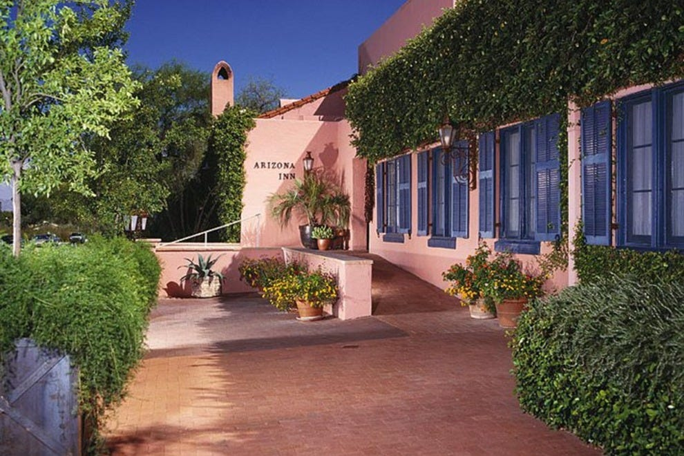 Arizona Inn Tucson