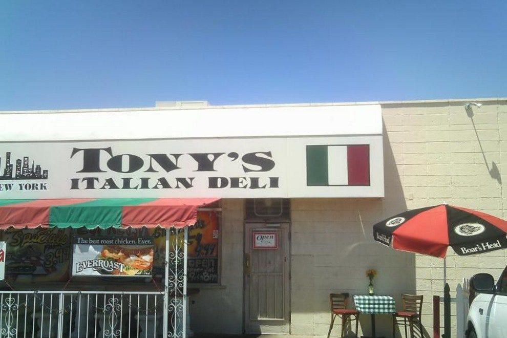 托尼的意大利熟食店
