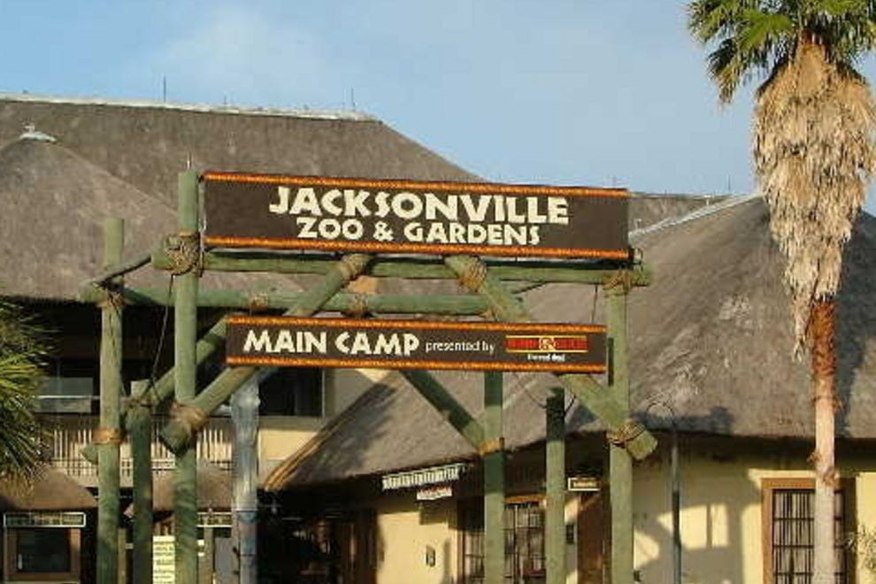 jacksonville zoo gardens jacksonville attractions review 10best experts and tourist reviews. Black Bedroom Furniture Sets. Home Design Ideas