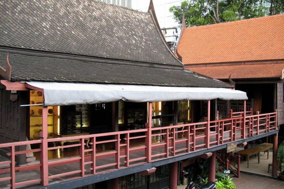 Suan Pakkad Palace: Bangkok Attractions Review - 10Best Experts and Tourist R...