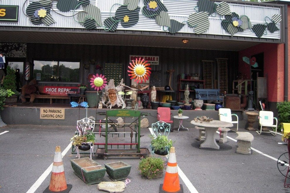Kudzu Antique Market