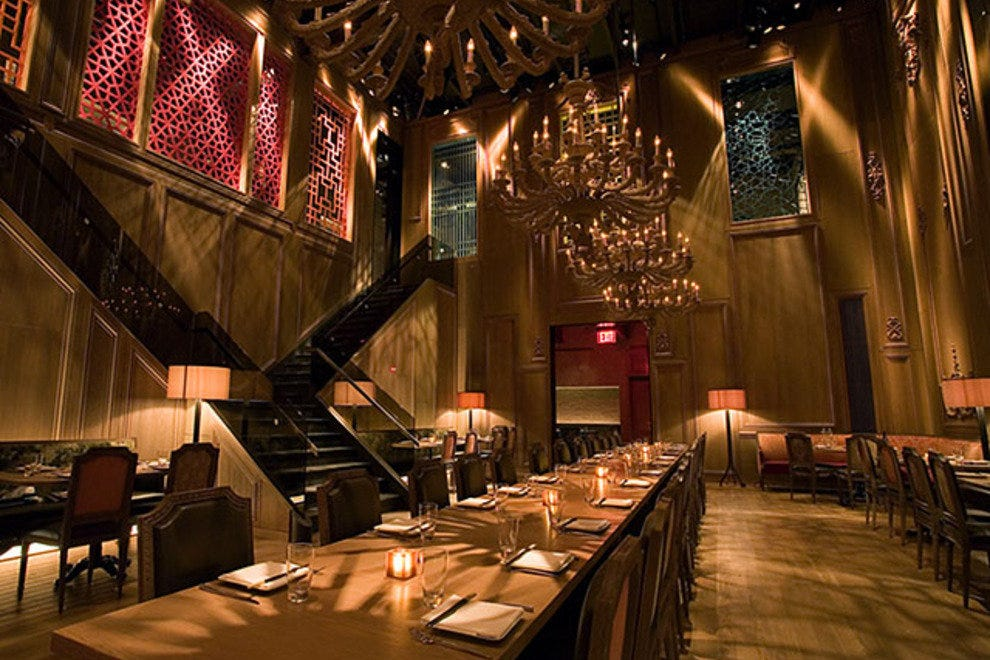 Buddakan new york restaurants review 10best experts and for Fish market restaurant nyc