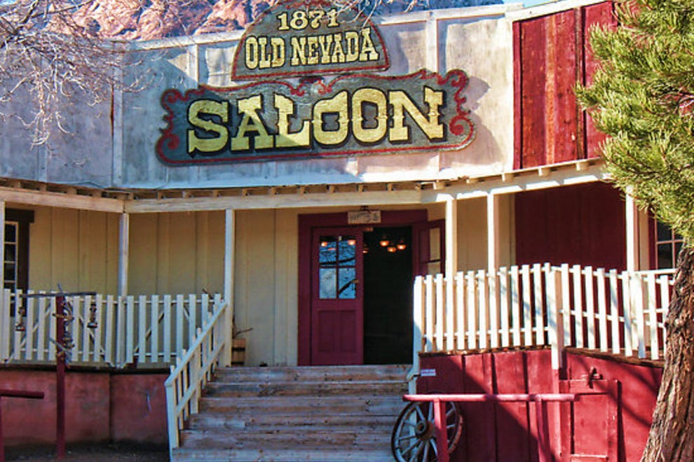 Bonnie Springs Old Nevada