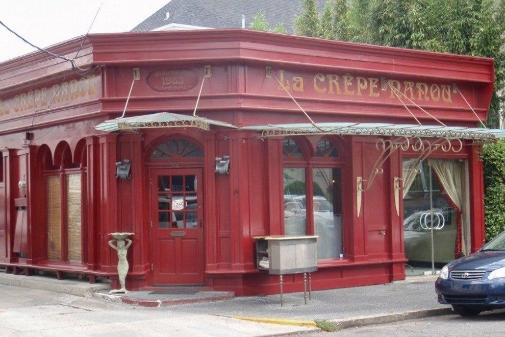 Le Crepe Nanou New Orleans Restaurants Review 10best