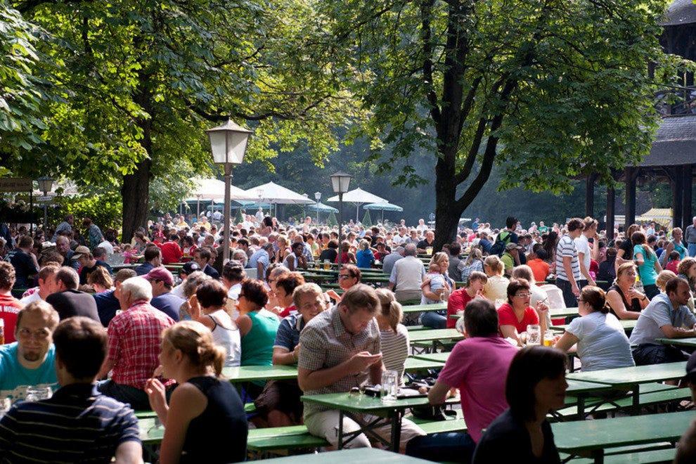 Garden Restaurant Munich Restaurants Review 10best Experts And Tourist Reviews