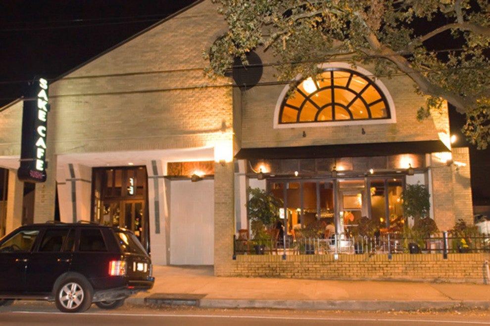 Sake Cafe New Orleans Restaurants Review 10best Experts