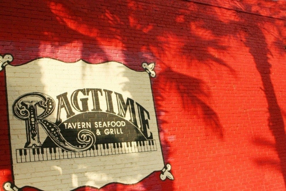 Ragtime Tavern-Seafood & Grill