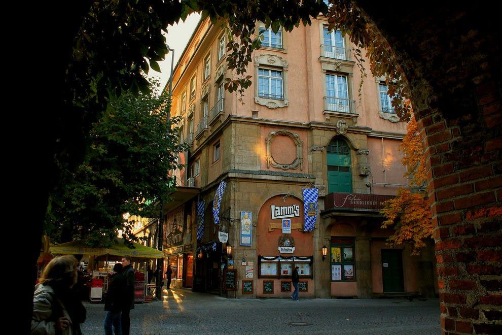 Best Local Restaurants In Munich Germany