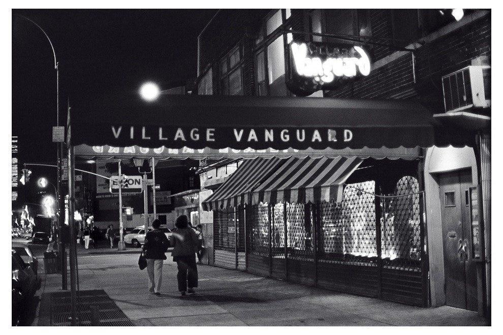 Blue Jazz Cafe New York